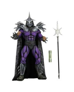 "Super Shredder - 7"" Scale Action Figure - Teenage Mutant Ninja Turtles (1990) - Neca"