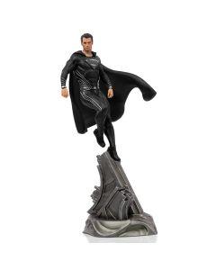 Superman Black Suit - 1/10 Art Scale - Zack Snyder's Justice League - Iron Studios