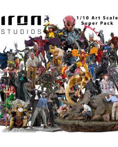 Super Pack - 1/10 Art Scale - Iron Studios