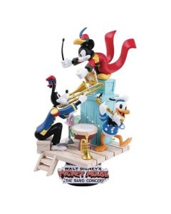 The Band Concert - D-Stage - Disney - Beast Kingdom