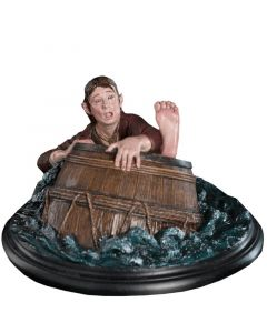 Bilbo - The Hobbit - Barrel Rider - WETA