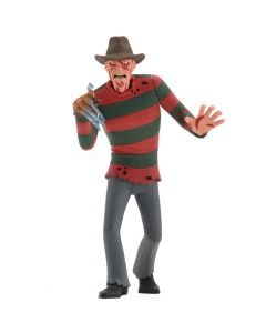 "Freddy Krueger - A Nigtmare on Elm Street - Toony Terrors - 6"" Scale Action Figure - Neca"