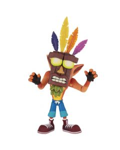 "Crash Bandicoot Ultra Deluxe - 7"" Scale Action Figure - NECA"
