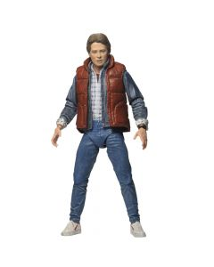 "Ultimate Marty McFly - 7"" Scale Action Figure - Back to the Future - Neca"