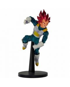 Vegeta Super Saiyan God - Blood of Saiyans (Special Ver. Vol. 7) - Dragon Ball Super - Bandai/Banpresto