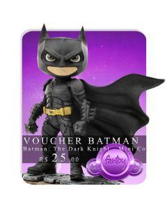 Voucher de Reserva - Batman - Minico Figures - Batman: The Dark Knight - Mini Co.