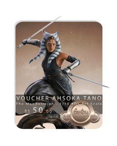 Voucher de Reserva - Ahsoka Tano - 1/10 BDS Art Scale - The Mandalorian - Iron Studios
