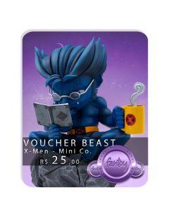 Voucher de Reserva - Beast - Minico Figures - X-Men - Mini Co.