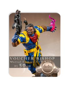 Voucher de Reserva - Bishop 1/10 BDS Art Scale - Marvel Comics -  Iron Studios
