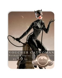 Voucher de Reserva - Catwoman - 1/10 Art Scale - Batman Returns - Iron Studios