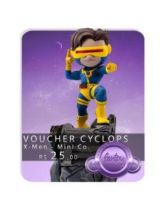 Voucher de Reserva - Cyclops - Minico Figures - X-Men - Mini Co.