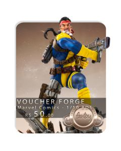 Voucher de Reserva - Forge 1/10 BDS Art Scale - Marvel Comics - Iron Studios