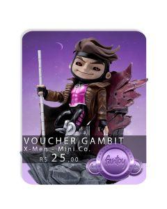 Voucher de Reserva - Gambit - Minico Figures - X-Men - Mini Co.