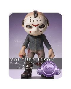 Voucher de Reserva - Jason - Minico Figures - Friday The 13th - Mini Co.