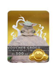 Voucher de Reserva - Grogu - 1/4 Legacy Replica - The Mandalorian - Iron Studios