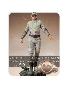 Voucher de Reserva - Polka-dot Man - 1/10 BDS Art Scale - The Suicide Squad - Iron Studios