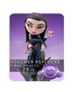 Voucher de Reserva - Psylocke - Minico Figures - X-Men - Mini Co.