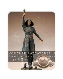 Voucher de Reserva - Ratcatcher II - 1/10 BDS Art Scale - The Suicide Squad - Iron Studios
