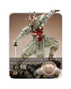 Voucher de Reserva - Silver Samurai 1/10 BDS Art Scale - Marvel Comics - Iron Studios
