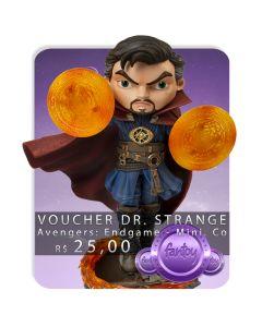 Voucher de Reserva - Dr. Strange - Minico Figures - Avengers: Endgame - Mini Co.