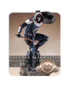 Voucher de Reserva - Taskmaster - 1/10 BDS Art Scale - Black Widow - Iron Studios
