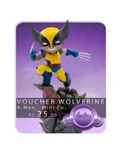 Voucher de Reserva - Wolverine - Minico Figures - X-Men - Mini Co.