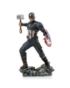 Captain America Ultimate - 1/10 BDS Art Scale - The Infinity Saga - Iron Studios