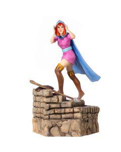 Sheila, a Ladra 1/10 BDS Art Scale - Dungeons & Dragons - Iron Studios - COM DEFEITO