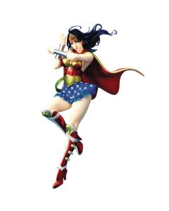 Armored Wonder Woman (2nd Edition) - DC Comics - Bishoujo Statue - Kotobukiya