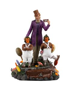 Willy Wonka Deluxe - 1/10 Art Scale - Willy Wonka and the Chocolate Factory - Iron Studios