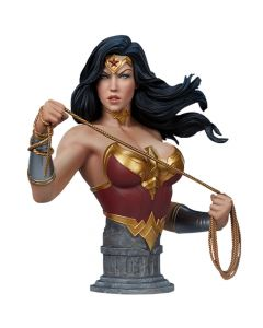 Wonder Woman - Bust - DC Comics - Sideshow Collectibles