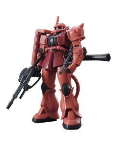 MS-06S Zaku II - HG Model Kit - Gundam - Bandai