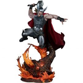 Thor (Breaker of Brimstone) - Marvel Comics - Premium Format - Sideshow Collectibles