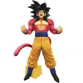 Goku Super Saiyan 4 - Dragon Ball GT - Super Master Stars Piece - The Brush - Banpresto