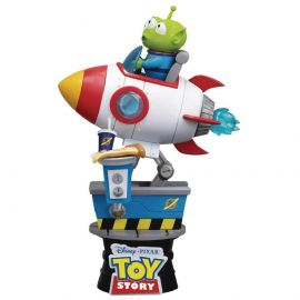 Alien Coin Ride - D-Stage - Disney - Toy Story - Beast Kingdom