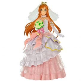 Asuna EXQ - Wedding Ver. - Sword Art Online: Code Register - Banpresto