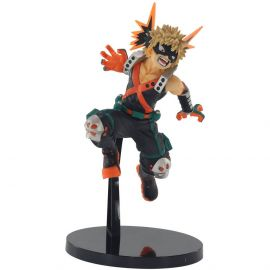 Katsuki Bakugo - My Hero Academia - King of Artist - Bandai/Banpresto