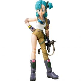 Bulma - Dragon Ball - S.H.Figuarts - Bandai