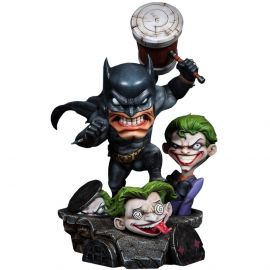 Batman - Cartoon Statue - DC Comics - Queen Studios