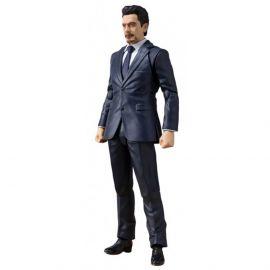 Tony Stark (Birth of Iron Man Edition) - S.H.Figuarts - Iron Man - Bandai