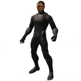 Black Panther - Black Phanter (2018) - One:12 Collective - Mezco
