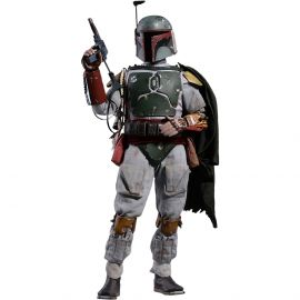 Boba Fett (40th Anniversary Colllection) - 1/6th Scale Collectible Figure - Star Wars: Episode V - Hot Toys