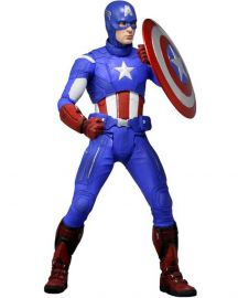 Captain America 1/4 - The Avengers - NECA