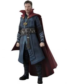 Doctor Strange & Burning Flame Set - Doctor Strange - S.H.Figuarts - Bandai