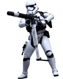 First Order Heavy Gunner Stormtrooper - Star Wars Episode VII: The Force Awakens - Hot Toys