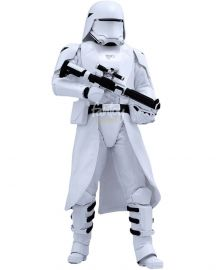 First Order Snowtrooper - Star Wars Episode VII: The Force Awakens - Hot Toys