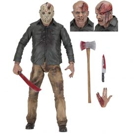 Jason 1/4 Scale Action Figure - Friday the 13th: Part 4 – Neca
