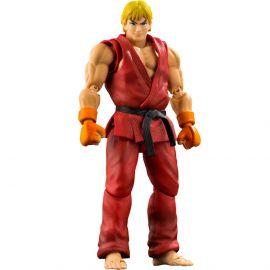 Ken Masters - Street Fighter - S.H.Figuarts - Bandai