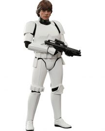 Luke Skywalker - Stormtrooper Disguise Version - Star Wars : A New Hope - Hot Toys