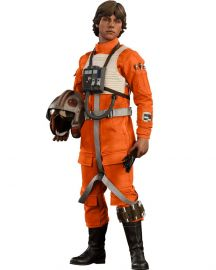 Luke Skywalker Red Five X-Wing Pilot - Star Wars - Sideshow Collectibles